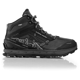 Altra Lone Peak 4 Mid RSM Running Shoes Herre black